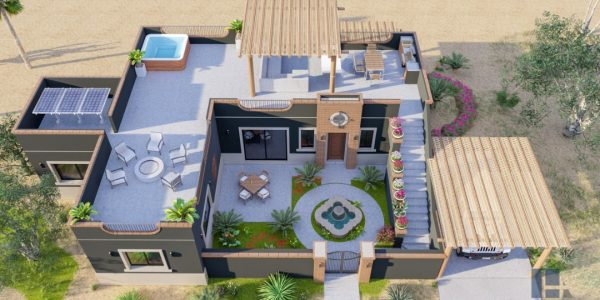 Casa Hacienda 2