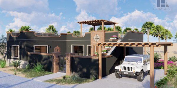 Casa Hacienda 3